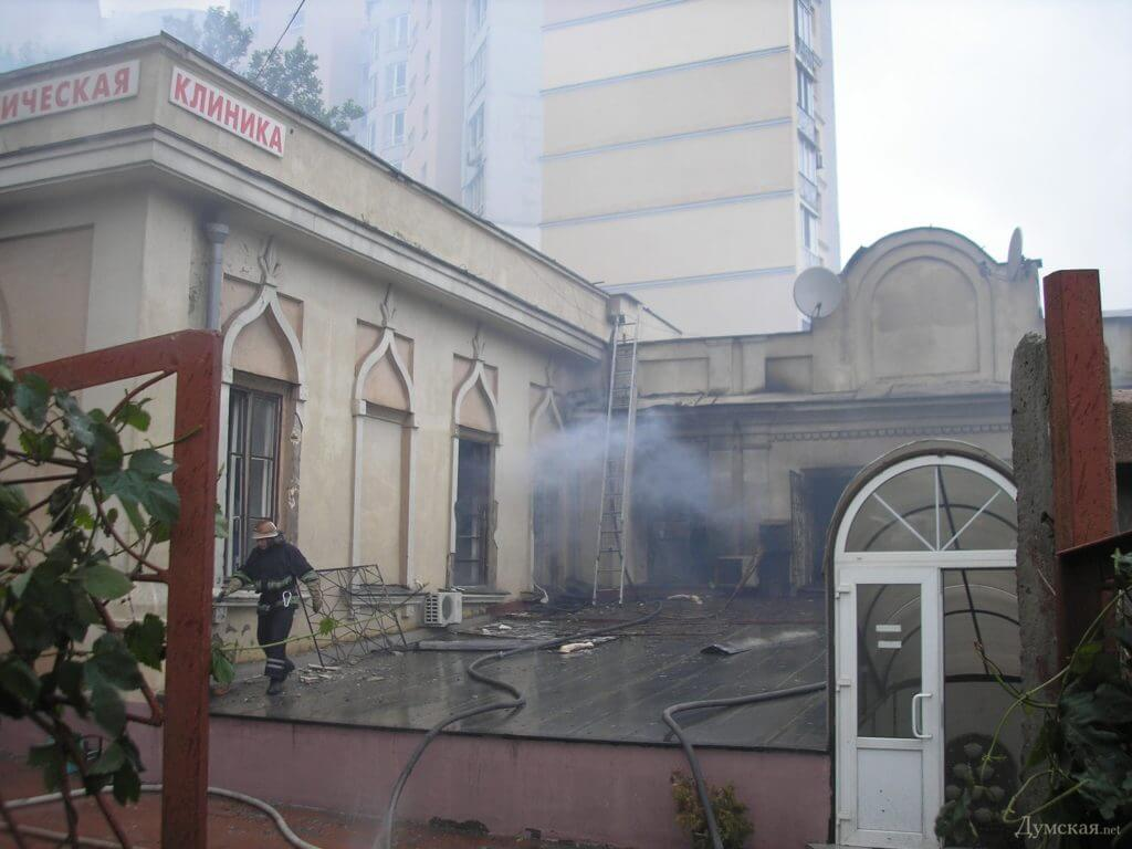 Последствия невыполнения требований пожарной безопасности
