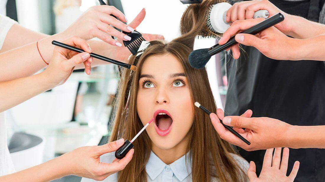Охрана труда в салонах красоты и парикмахерских