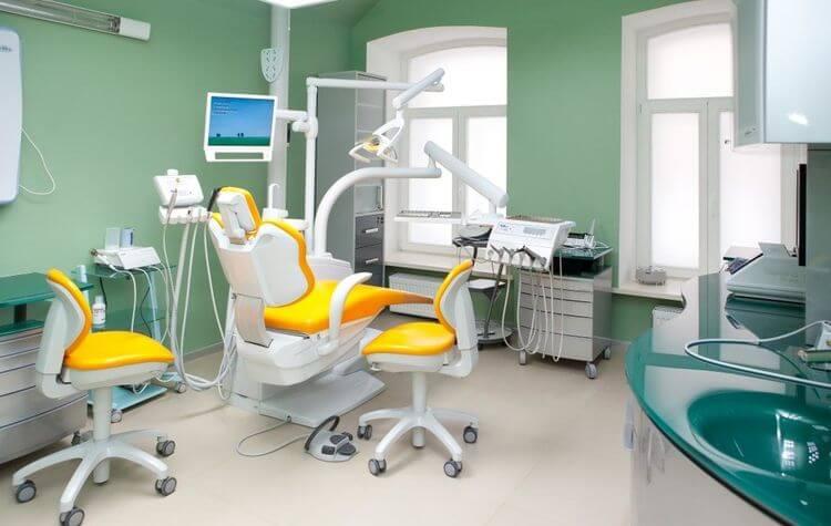 Охрана труда в стоматологии