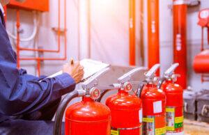 Требования к огнетушителям